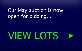 Our May auction is now open view lots here
