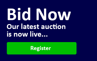 Register now to bid in our latest auction