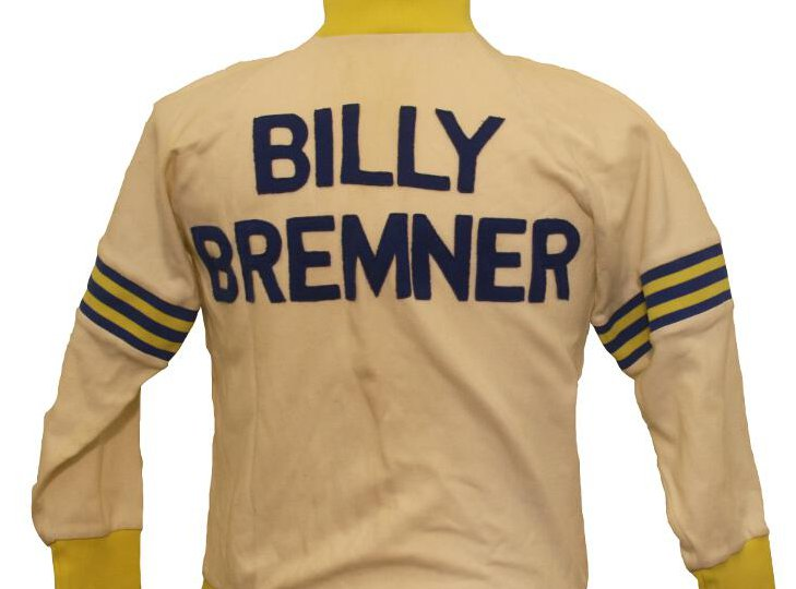 Billy Bremner Leeds Utd Tracksuit Top