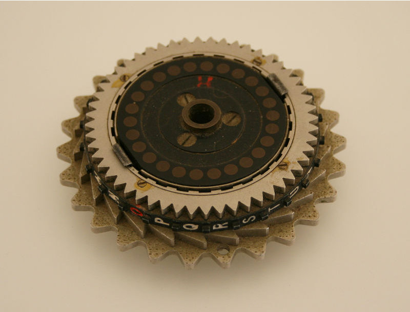 Enigma Machine Rotor - PFC Auctions