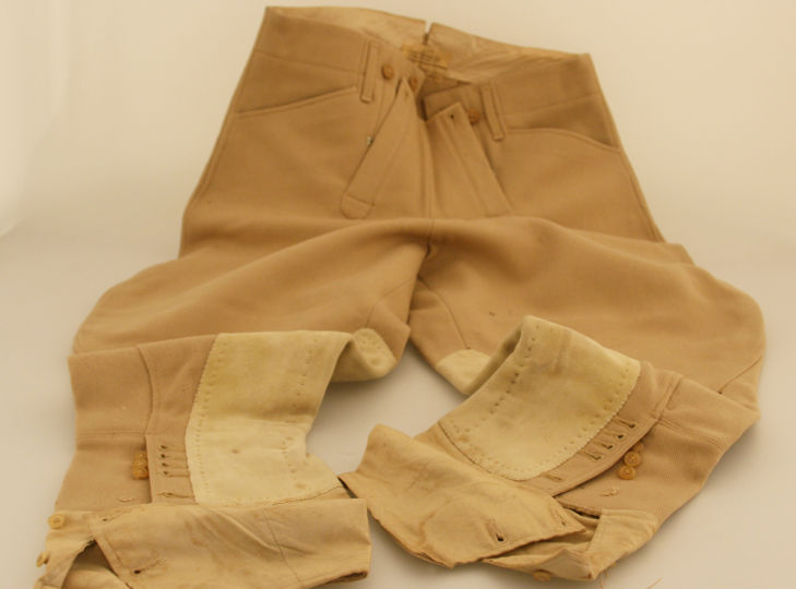 Humphrey Bogart Worn Jodhpurs