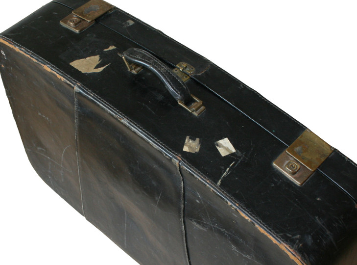 John Lennons Suitcase
