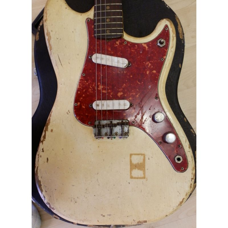 John Lennon Owned Guitar