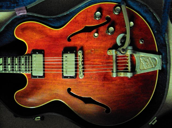 Paul McCartney Owned Guitar