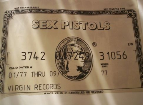 Sex Pistols/Jamie Reid