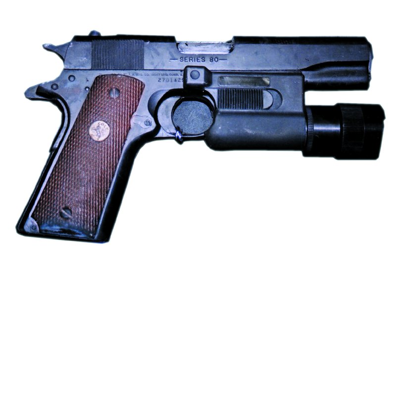 Prop Gun from Speed