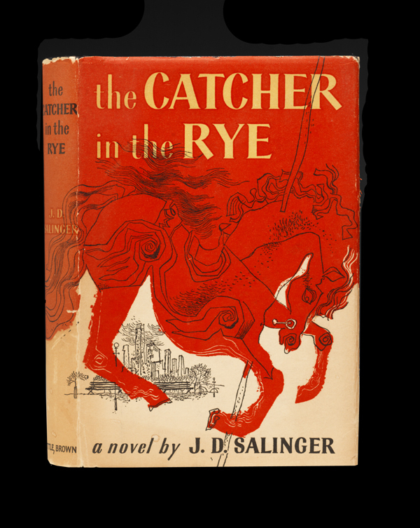 the quest for love in j d salingers catcher in the rye 583 quotes from the catcher in the rye: 'what really knocks me out is a book that, when you're all done reading it, you wish the author that wrote it was.
